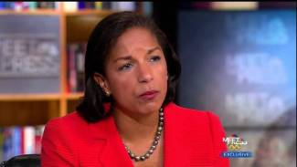 Irony Alert: Susan Rice Warns Trump's 'False Statements' Endangers National Security