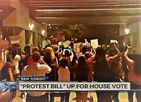North Carolina House Passes Bill Protecting Drivers Who Hit Protesters Blocking Traffic