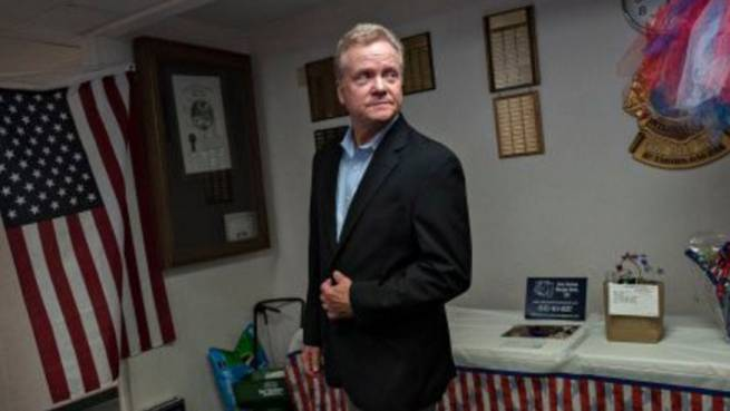 Jim Webb Declines Naval Academy Award Because Female Alum Protest