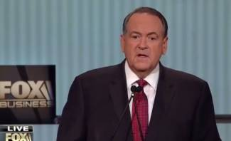 Mike Huckabee: Planed Parenthood Won't Stop Doing Abortions Just Like McDonald's Won't Stop Selling Burgers
