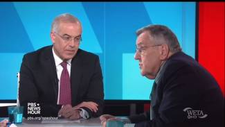 On PBS, Shields Jokes 'No Point in Watching' After He and Brooks Agree
