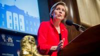 Elizabeth Warren Silent on 'Equal Pay Day' or the First Time in Her Political Career